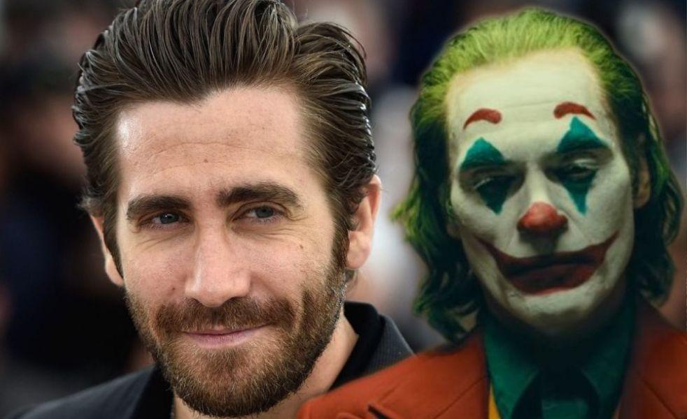 Jake Gyllenhaal como Joker