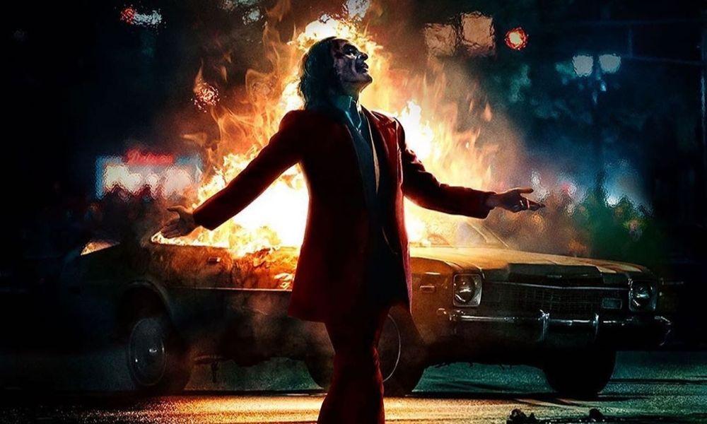 Joaquin Phoenix tuvo un accidente