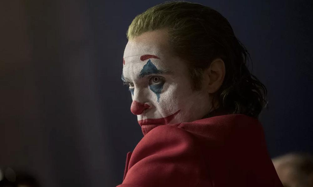 Cabeza de Arthur Fleck creó a Joker