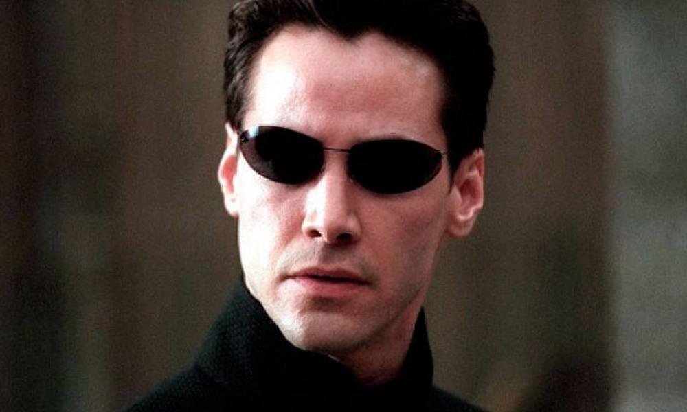 Joven Neo en 'Matrix 4'