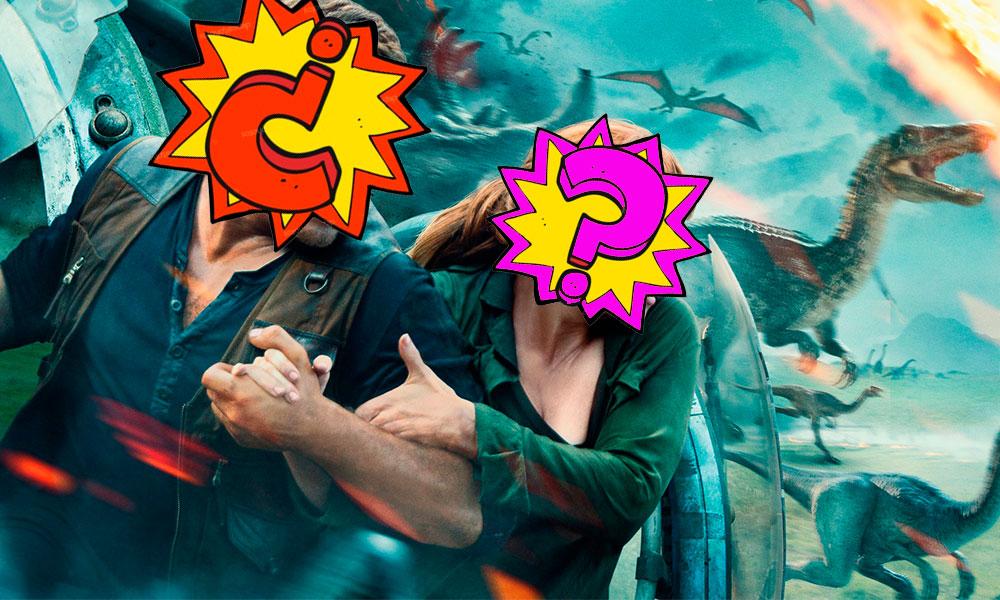 'Jurassic World 3' tiene dos nuevos protagonistas