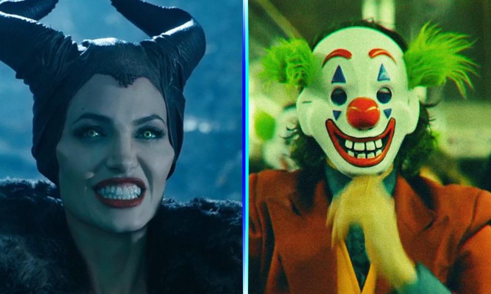 'Maleficent: Mistress of Evil' venció a 'Joker'