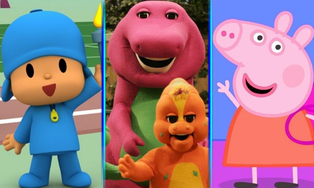 Película de 'Barney'