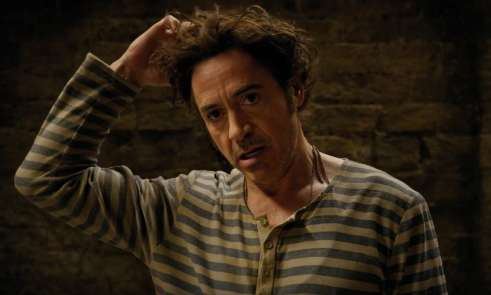Robert Downey Jr. en el trailer de 'Dolittle'