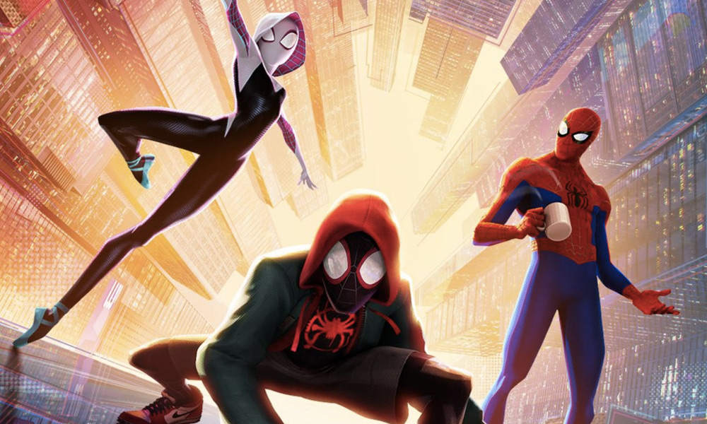 Anuncio de la secuela de 'Spider-Man into the Spider-Verse'
