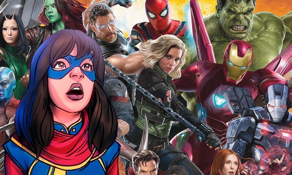 Spider man 3 presentaría a Ms Marvel