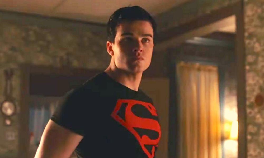 Superboy y Krypto en Titans