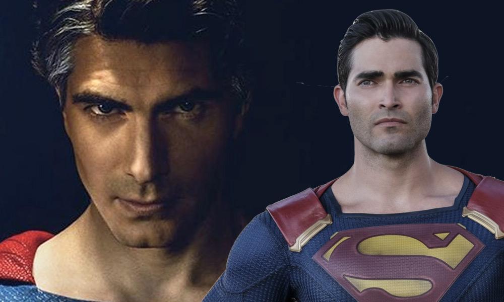 Superman en el próximo crossover del Arrowverse