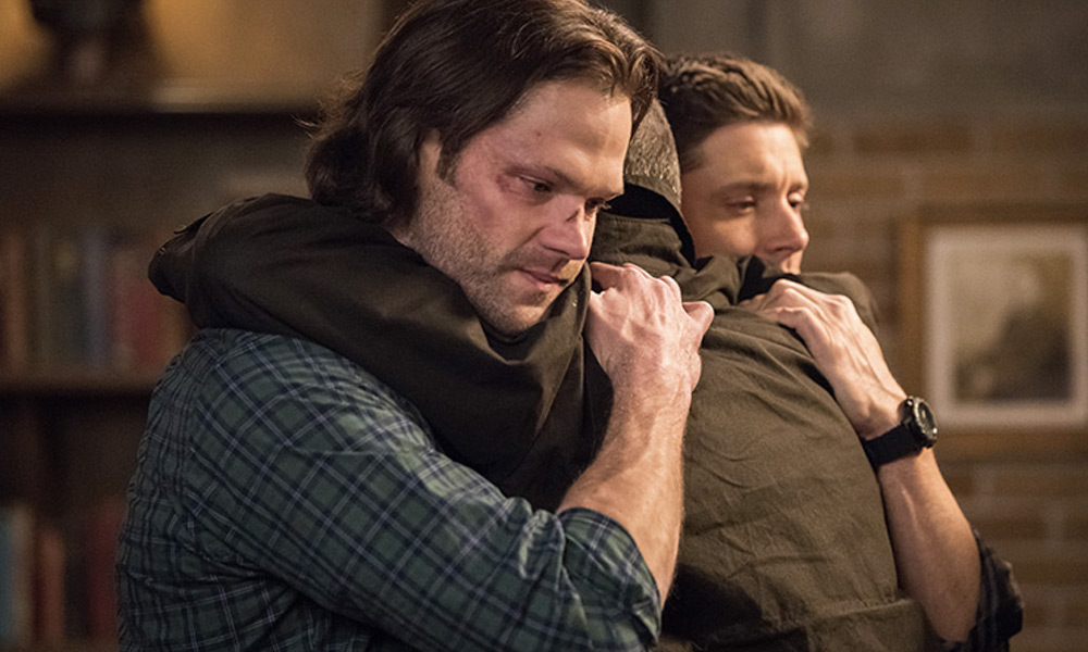 Inicio de la temporada final de 'Supernatural'