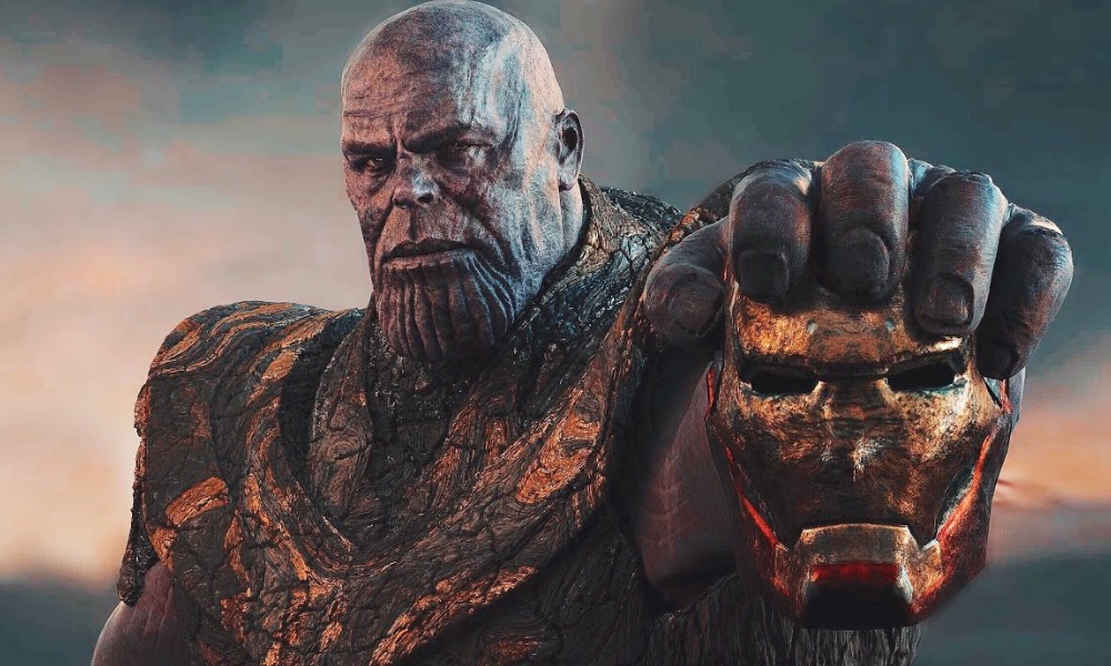 Thanos sí tuvo un final feliz