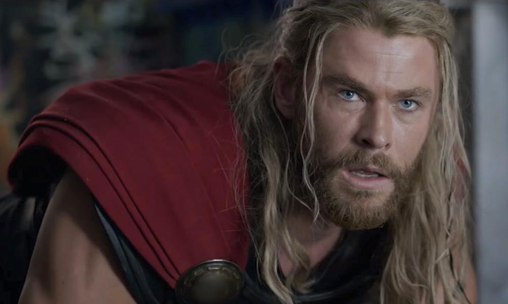 Chris Hemsworth se molestó porque Captain America pudo levantar el Mjolnir
