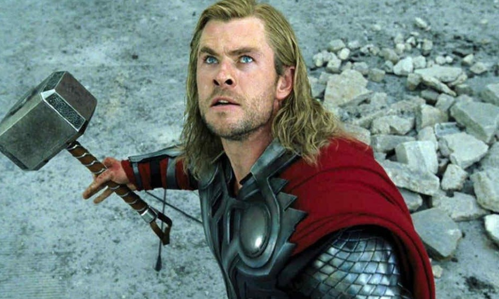 Thor es mitad asgardiano