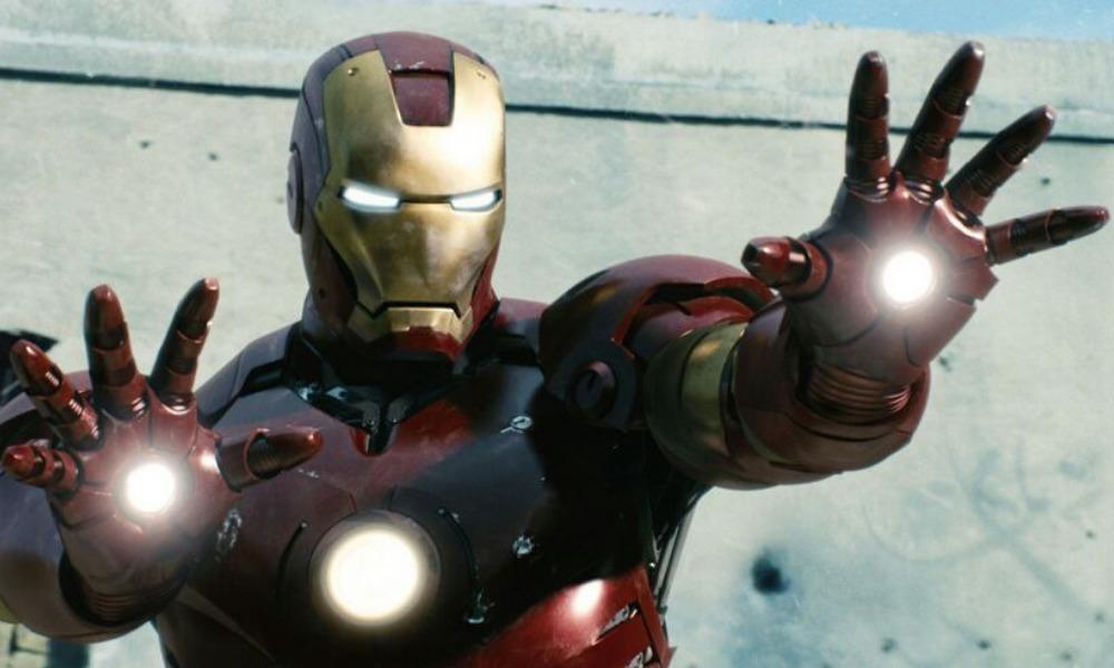 Traje real de Iron Man para Halloween