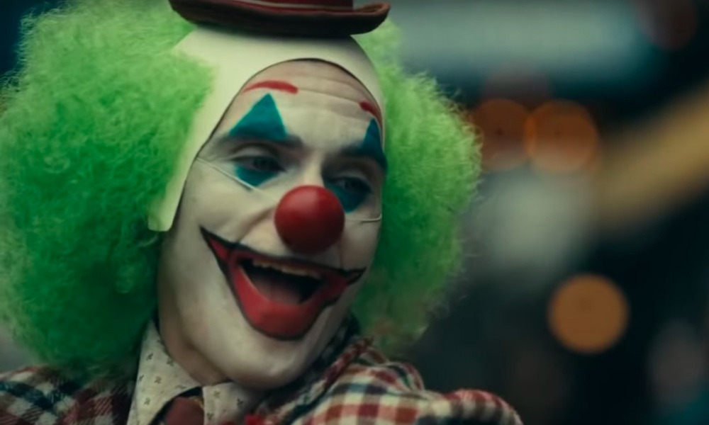 cinco referencias de 'Joker'