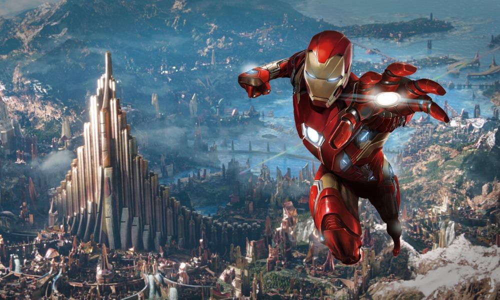 Iron Man iba ser enviado a Asgard