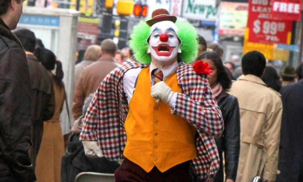 disfraz de mini Joker