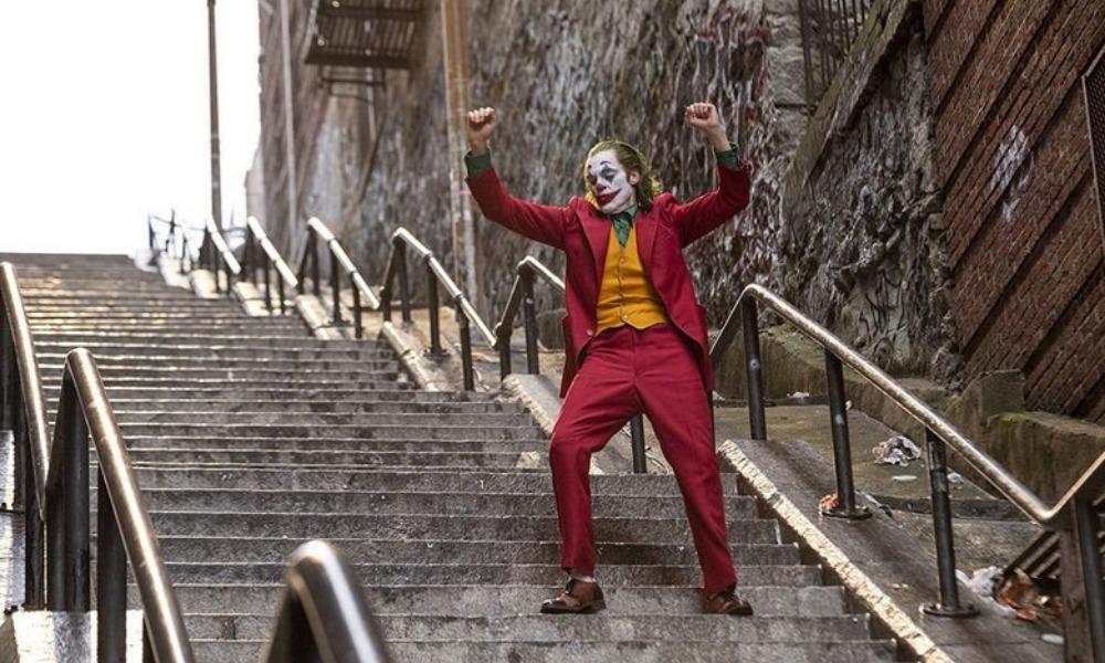 escaleras de 'Joker' ya son un sitio turístico