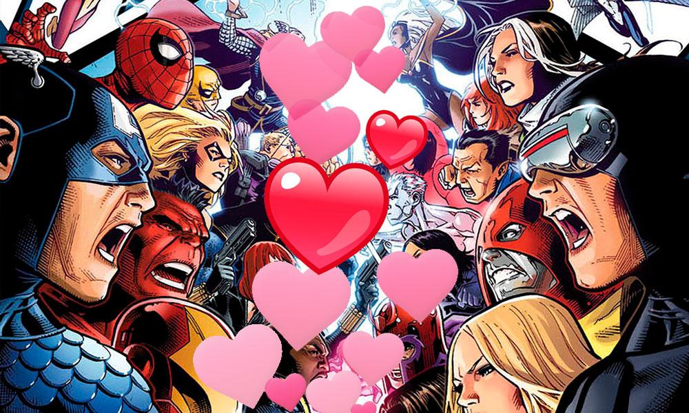 héroe se enamora del villano