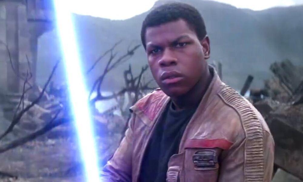 nueva imagen de John Boyega como Finn en Star Wars