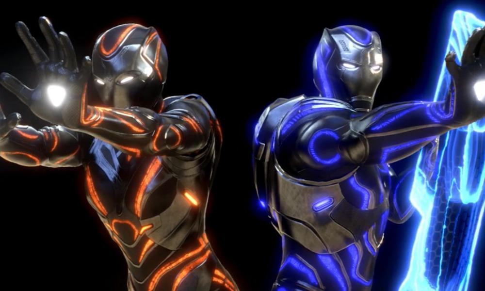 Iron Man de Wakanda
