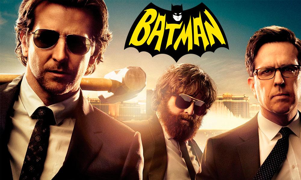 Bradley Cooper sería Batman en 'Joker 2'