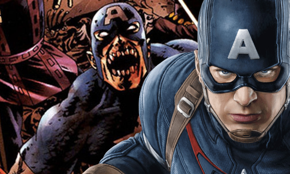 Captain America zombie en 'What If…?'