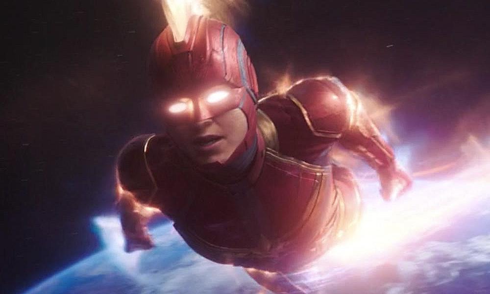 Captain Marvel mató a Thor