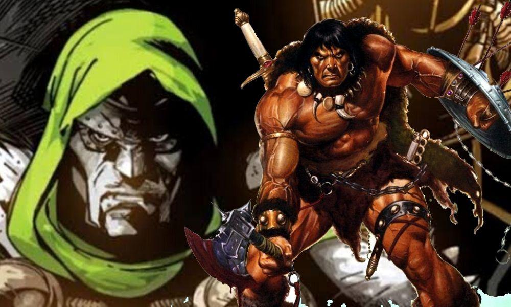Conan y Doctor Doom llegan al MCU