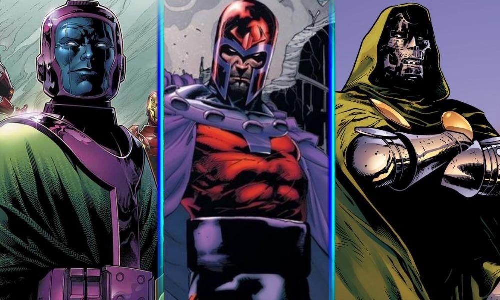 Doctor Doom podría estar en 'Black Panther 2'