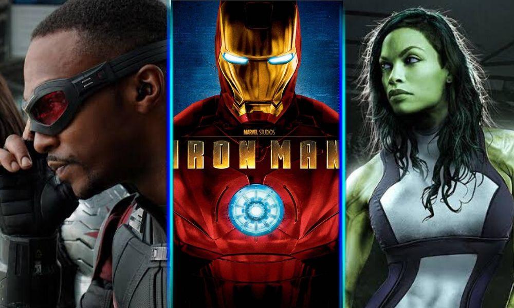 Falcon and the Winter Soldier quiere ser como Iron Man