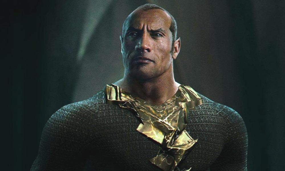 The Rock cumple su sueño de niño y será un superhéroe