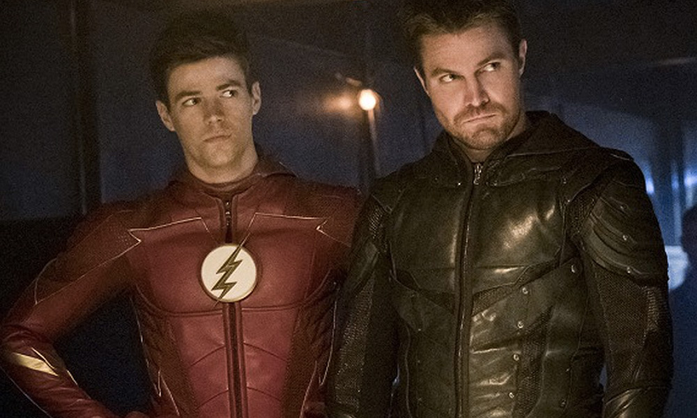 'The Flash' y 'Arrow' previo a 'Crisis on Infinite Earths'