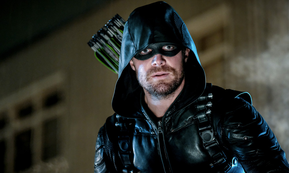 Última vez de Stephen Amell como Green Arrow