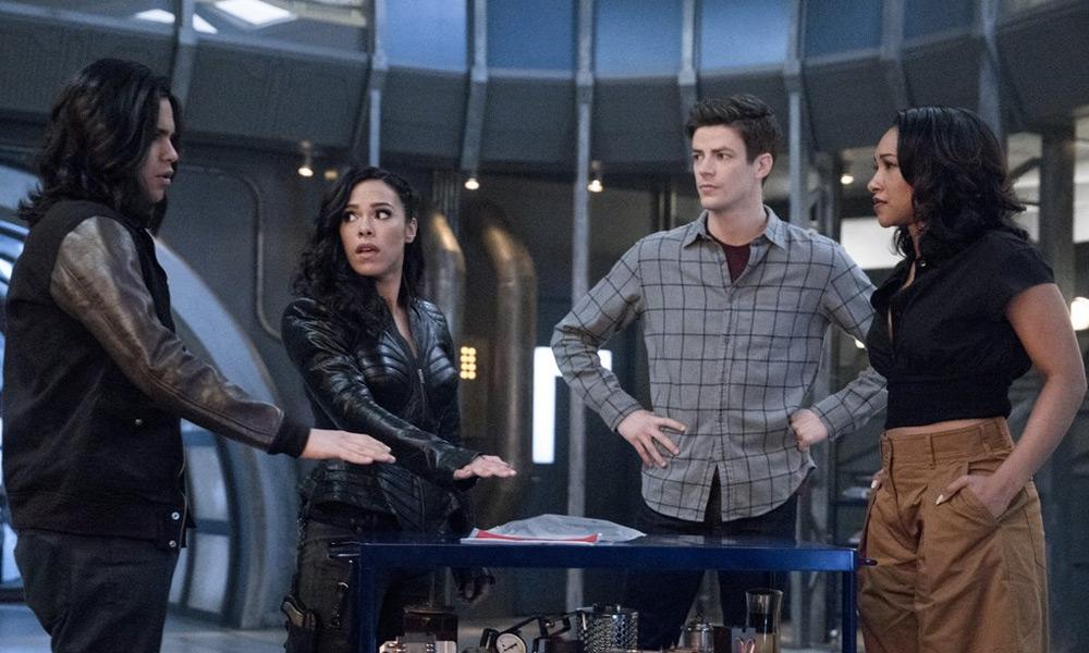 'The Flash' mató a Gypsy