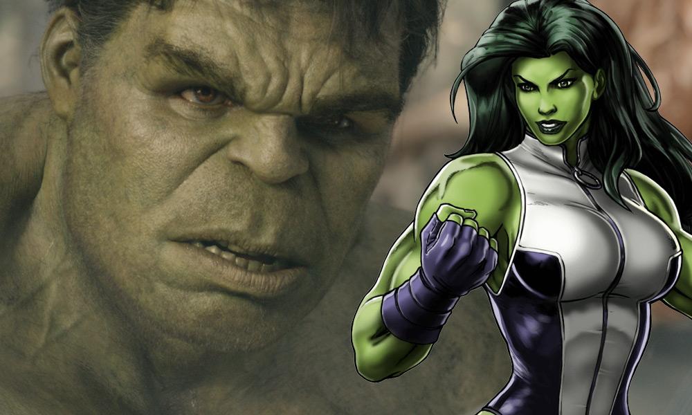 Mark Ruffalo en 'She-Hulk'