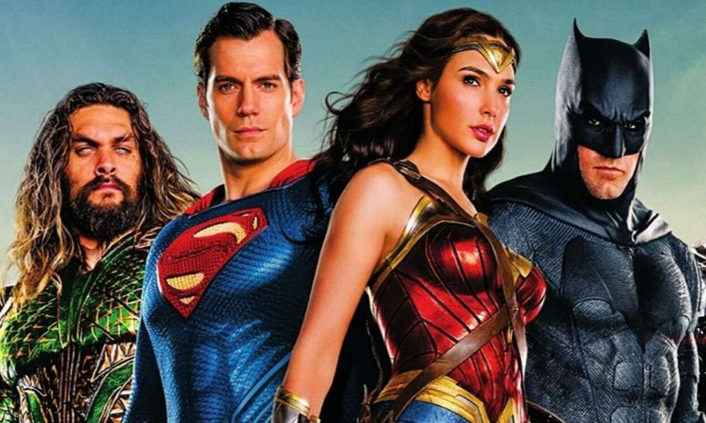 Jason Momoa ya vio 'Justice League'