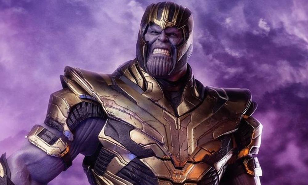 Look original de Thanos en el MCU