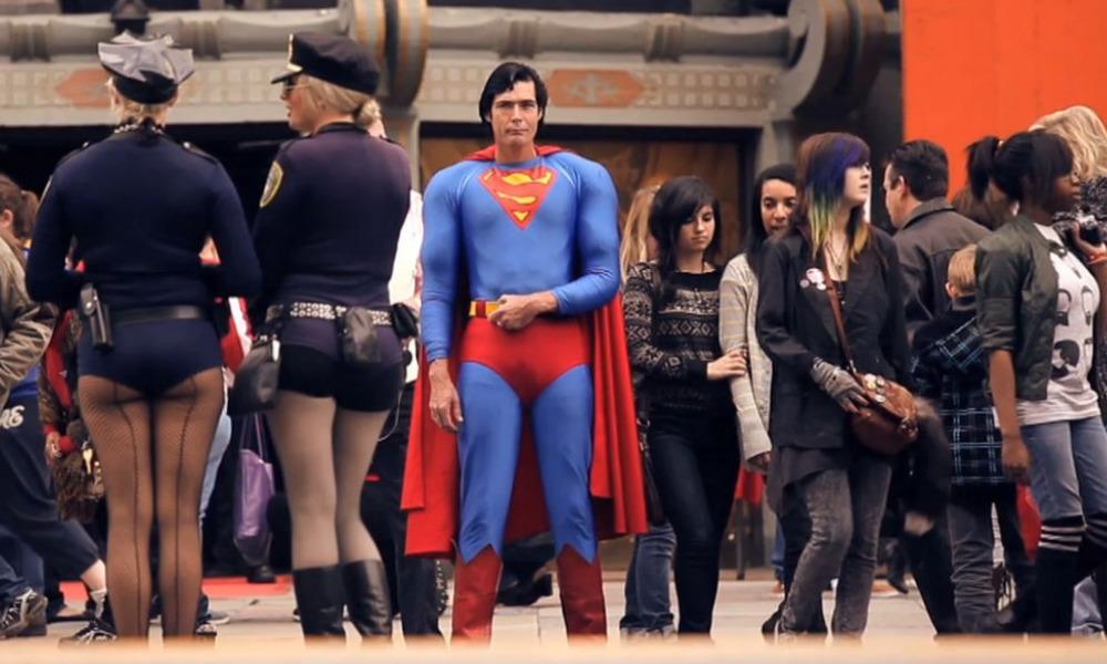Murió Superman de Hollywood