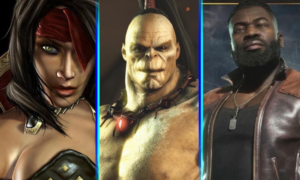 Nitara estará en el reboot de 'Mortal Kombat'