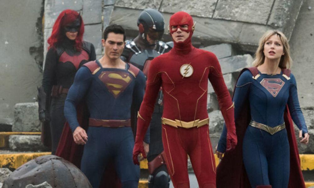 Nuevos teasers para 'Crisis on Infinite Earths'