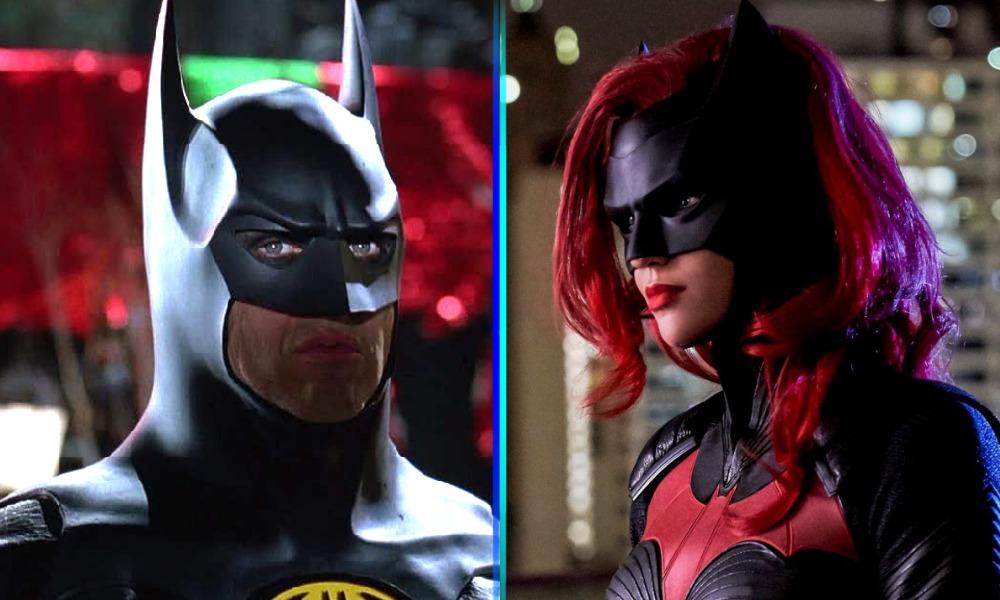 Parecidos de Batwoman de 'Arrowverse' y Batman de Tim Burton