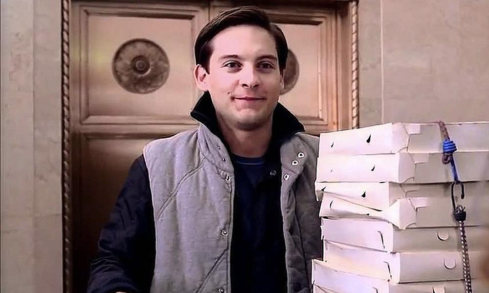 Meme de Spider-Man de Pizza Time