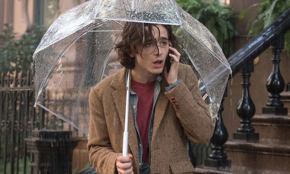 Reseña de 'A Rainy Day in New York'
