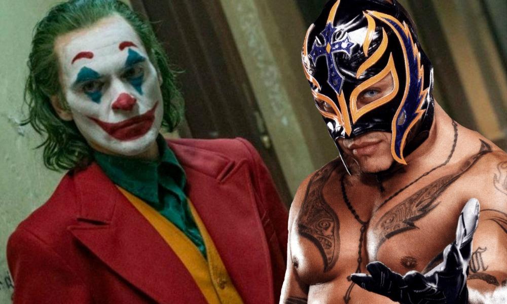 Rey Mysterio se convirtió en Joker durante Survivor Series