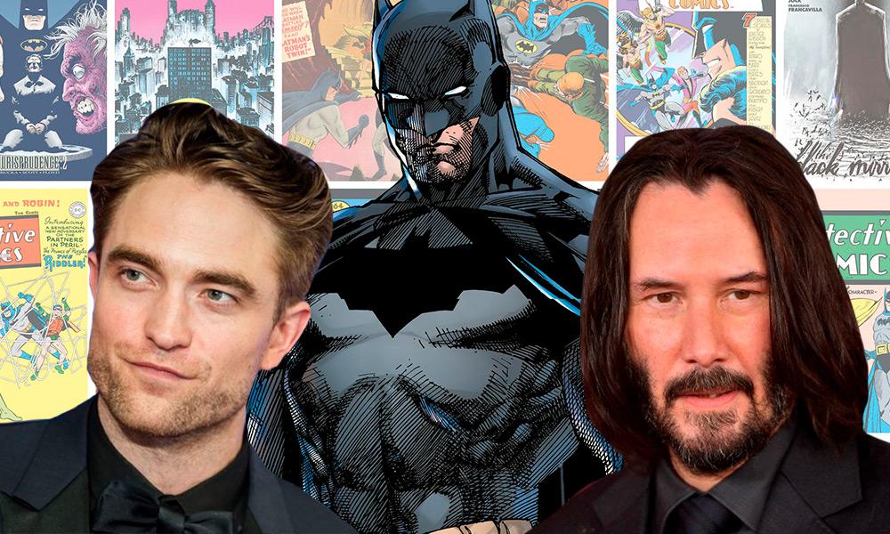 Mira a Robert Pattinson entrenando para ser el Murciélago — Batman viene