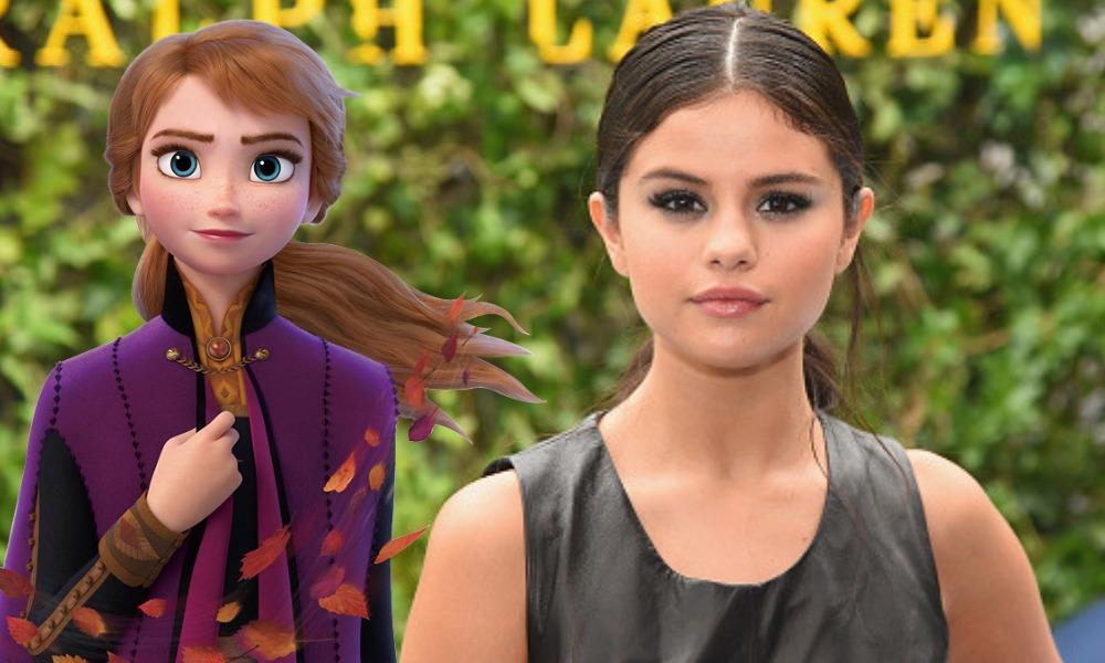 Selena Gomez y su hermana estuvieron en premier de 'Frozen 2'