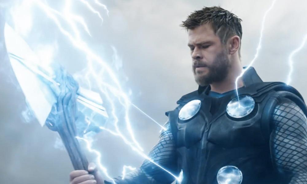 El Stormbreaker de Thor tuvo que desaparecer