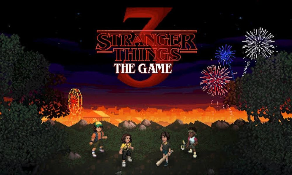 'Stranger Things' llega a Playstation y Nintendo