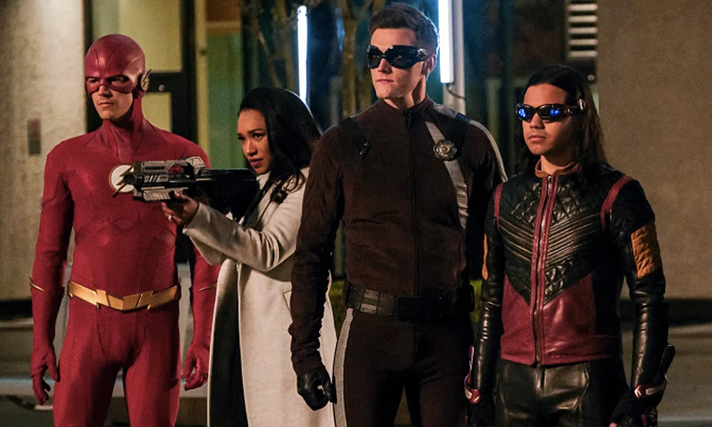 'The Flash' se entera de la destrucción de Tierra-2