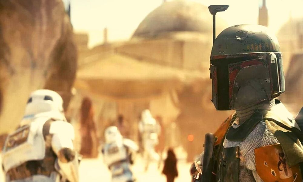 'The Mandalorian' ocurre cinco años después de 'Return of the Jedi'